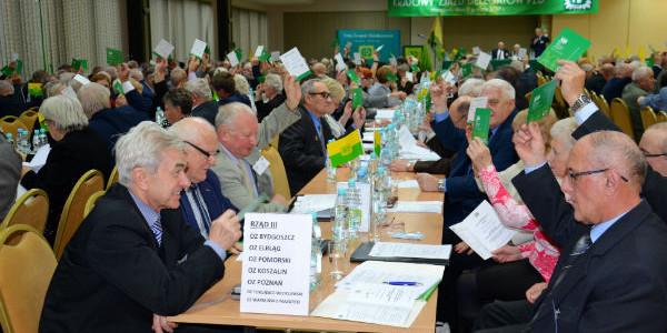 Zakończył się Nadzwyczajny XIII Krajowy Zjazd Delegatów PZD